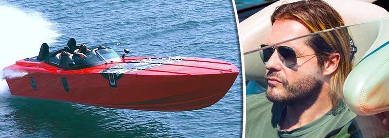 Roger Klüh Speedboot Rekord: Neuer Kurs auf Kuba
