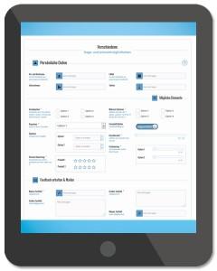 Beispiel Online Patientenbefragung für den Arzt, die Klinik oder das Krankenhaus