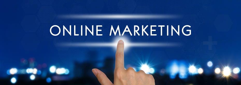 Online Marketing Leistungen von Böck & Partner