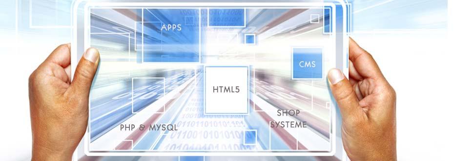 Webentwicklung und Technologie – Internetagentur Böck & Partner