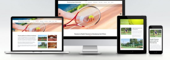 Website Tennisanlage Stockerau