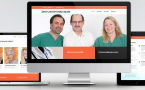 Webdesign Zentrum Endoskopie & Chirurgie