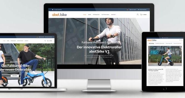 Webdesign & Online Shop abot.ebike