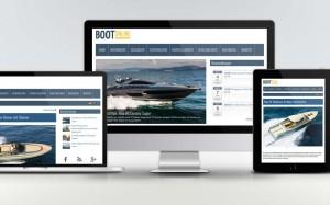 Online Magazin und Portal Boot Online