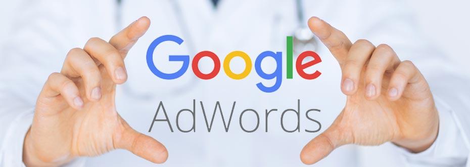 Google AdWords für Ärzte und Kliniken